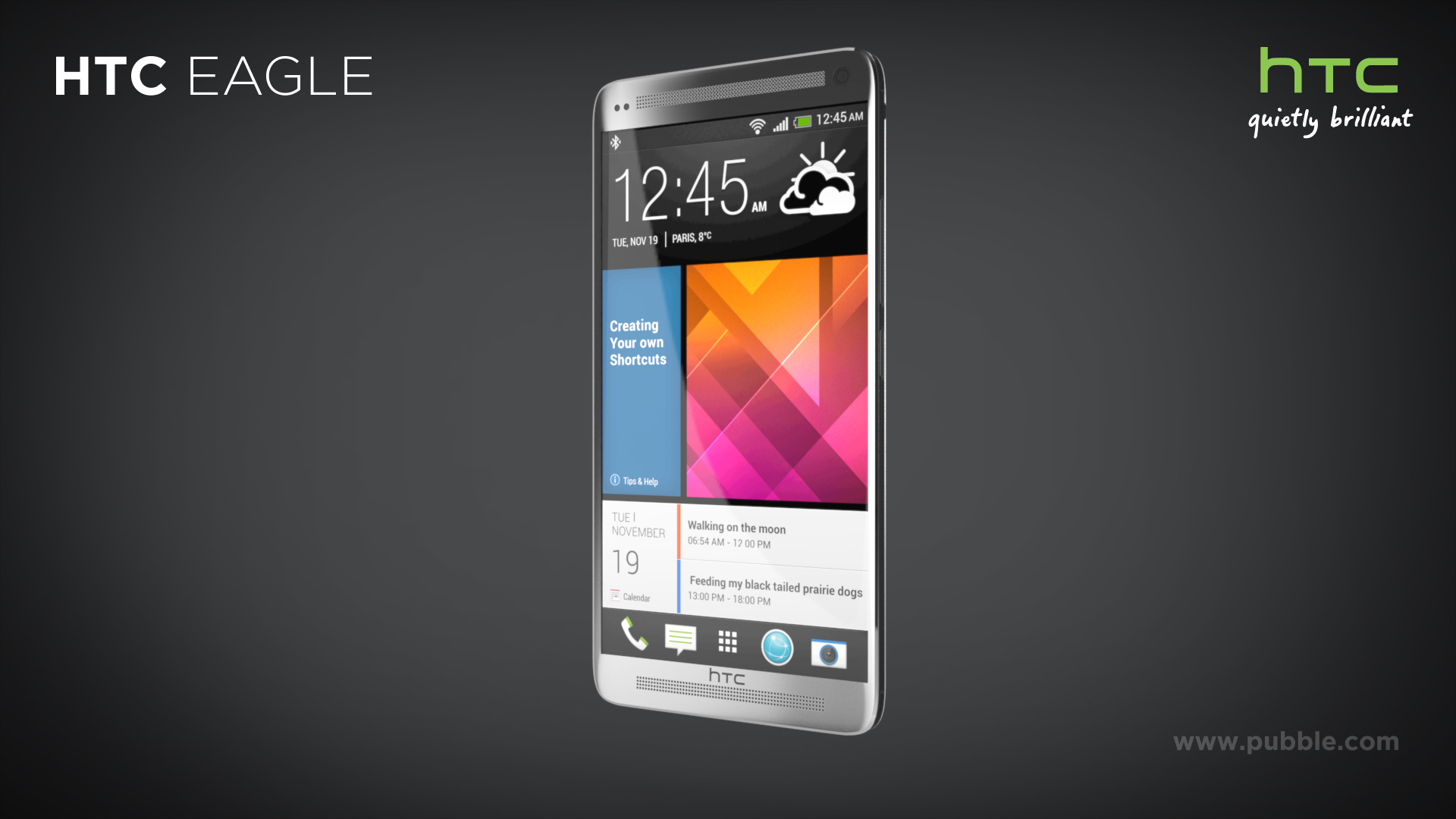 HTC Eagle - Simple