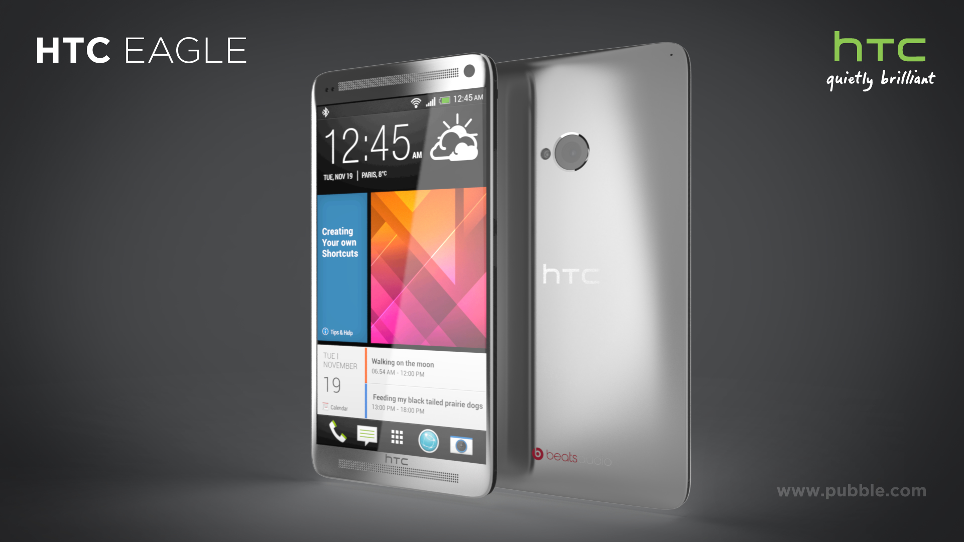 HTC Eagle - Twin